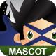 Boy Superheroes Mascot - GraphicRiver Item for Sale