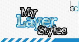 My Layer Styles
