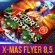 Christmas Flyer Template 3 (8.5x11) - GraphicRiver Item for Sale