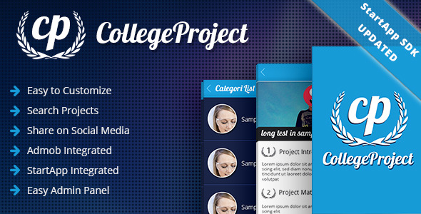 College Projects - CodeCanyon Item for Sale