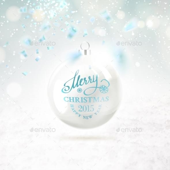 Christmas Ball. - Christmas Seasons/Holidays