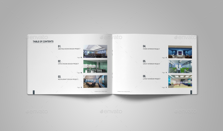 8 Amazing Architecture Brochure Templates For Designers Free