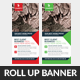 Charity Donation Banners Template