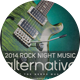 Alternative Rock Concert Flyer - GraphicRiver Item for Sale