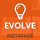 Evolve - Instapage Landing Page - ThemeForest Item for Sale
