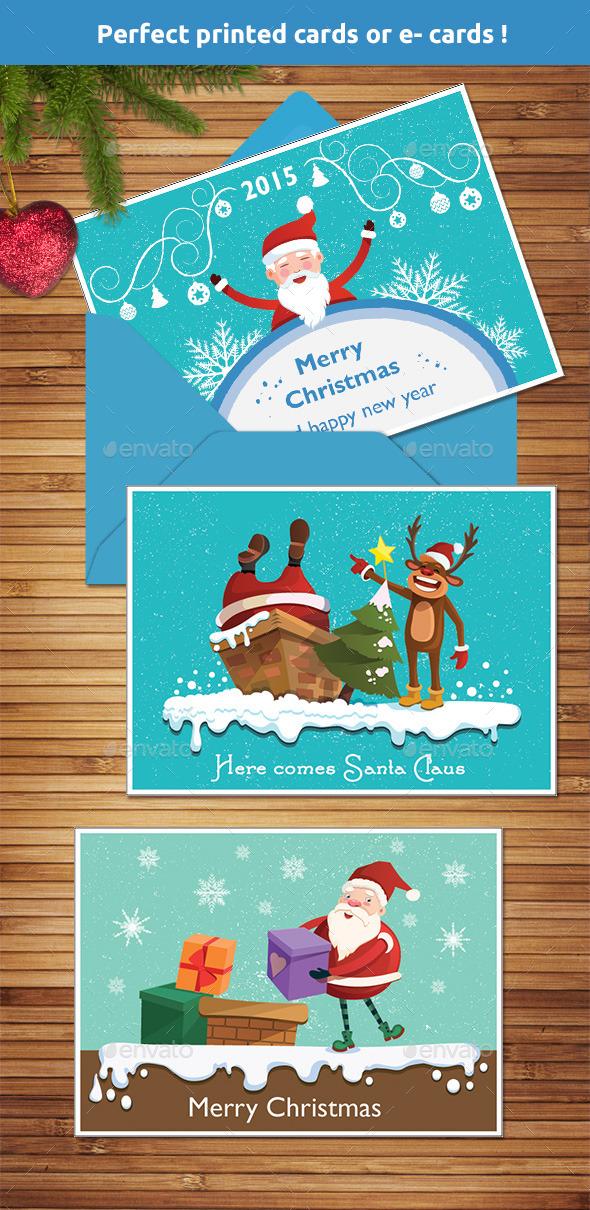 Christmas Greeting Cards - Christmas Seasons/Holidays