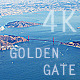 Flying above Golden Gate - VideoHive Item for Sale