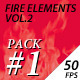 Fire Elements Volume 2 - VideoHive Item for Sale