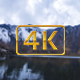 Mountains Over Lake - VideoHive Item for Sale