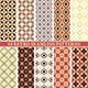 Retro Seamless Patterns - GraphicRiver Item for Sale
