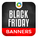 Black Friday Web Banners - GraphicRiver Item for Sale