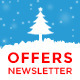 Christmas Offers E-commerce e-newsletter PSD Template - GraphicRiver Item for Sale