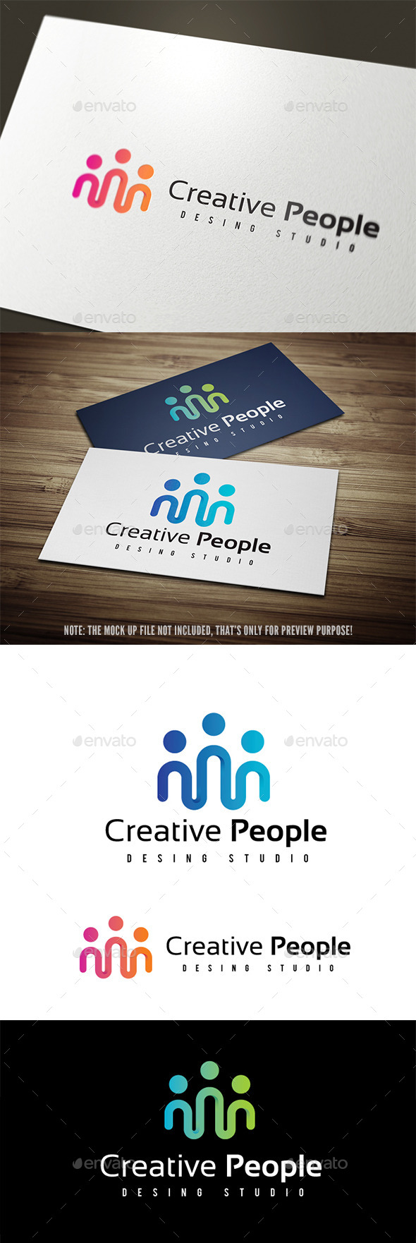 Creative People - Logo Templates