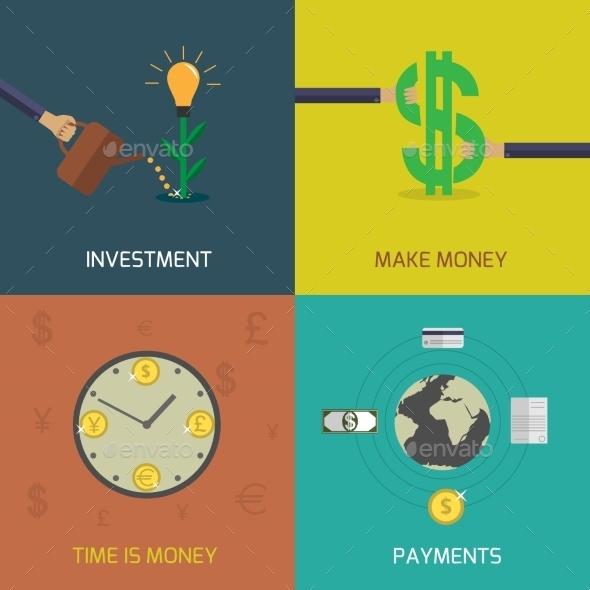 World Economy - Business Conceptual