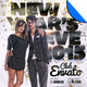Hip New Year's Eve Flyer Template - GraphicRiver Item for Sale