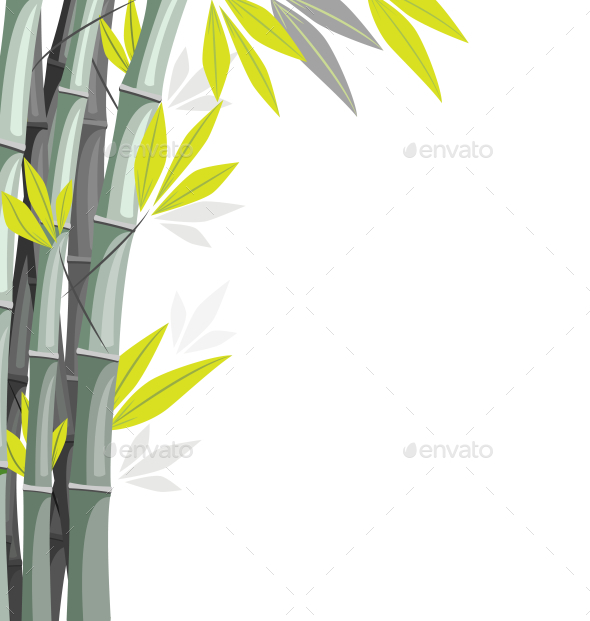 Bamboo - Backgrounds Decorative