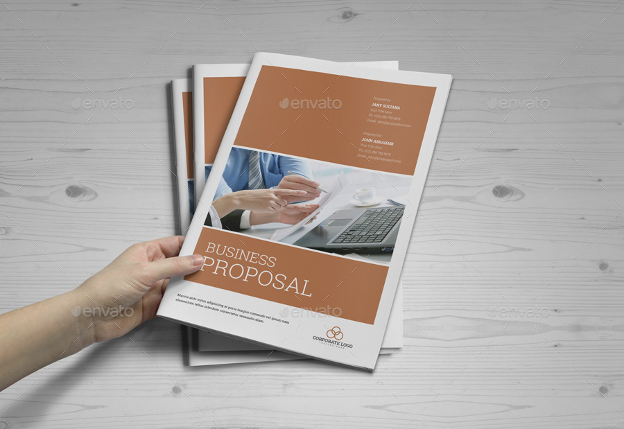 Business proposal indesign template by janysultana graphicriver business proposal indesign template flashek Image collections
