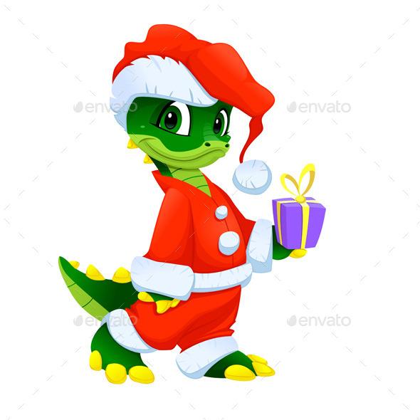 Christmas Cartoon Character - Christmas Seasons/Holidays
