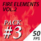 Fire Elements Volume 2 Pack#3 - VideoHive Item for Sale