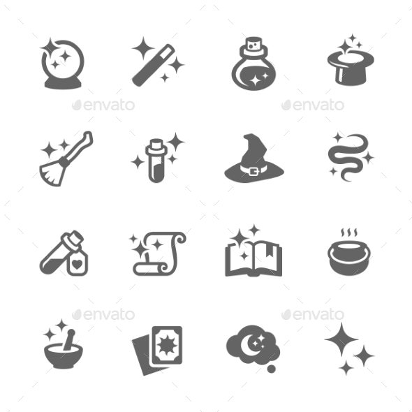 Magic Icons - Objects Icons