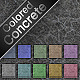 10 Cracked Colored Concrete High-Res Textures - GraphicRiver Item for Sale