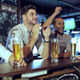 Relax In The Bar After A Hard Work - VideoHive Item for Sale