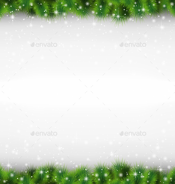Christmas Background - Backgrounds Decorative