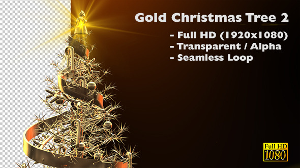play preview video - Golden Christmas 2