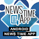 News Time App With CMS & Ads - Android [ AdMob & Push Notifications ]