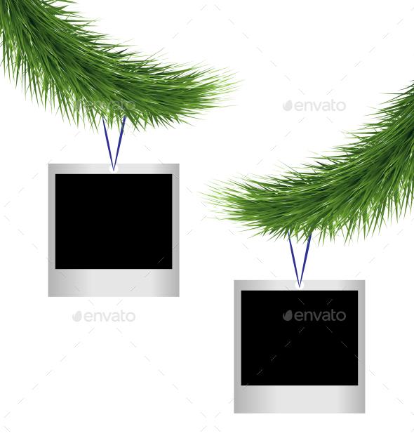 Photoframes  - Backgrounds Decorative