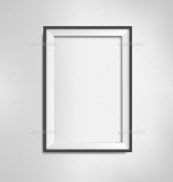 Blank Frame - Backgrounds Decorative
