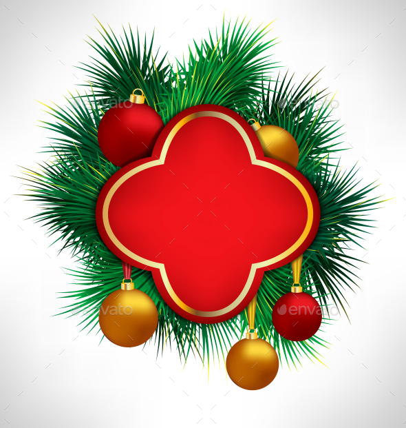 Christmas Banner - Backgrounds Decorative