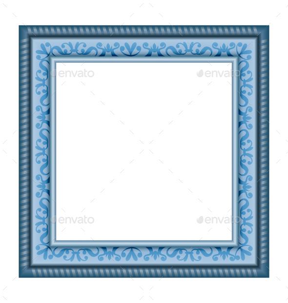 Ornamented Frame - Backgrounds Decorative