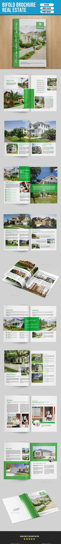 Real Estate Brochure v163 - Brochures Print Templates