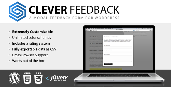 Clever Feedback - CodeCanyon Item for Sale