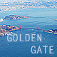 Above and Around Golden Gate - VideoHive Item for Sale