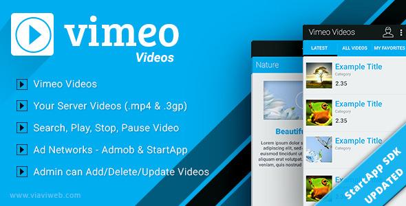 Vimeo - CodeCanyon Item for Sale