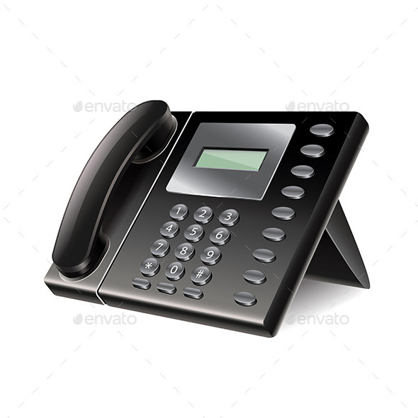 Office Phone - Communications Technology