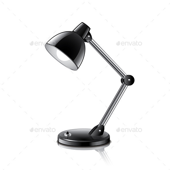 Table Lamp - Technology Conceptual