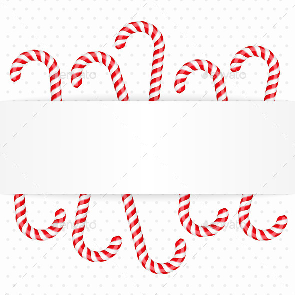 Candy Canes - Seasons/Holidays Conceptual