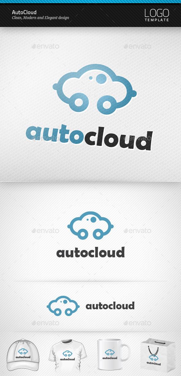 AutoCloud Logo - Symbols Logo Templates