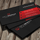 Red Corporate Business Card - GraphicRiver Item for Sale