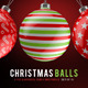 Christmas Balls set of 15  - GraphicRiver Item for Sale