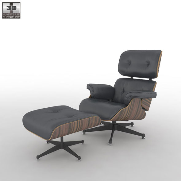 Beautiful HERCULES Presideo Lounge Chair And Ottoman Set   3DOcean Item For Sale ·  590x590/HERCULES_Lounge_Chair_Ottoman_SET_590_0001 ... Design