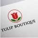Tulip Boutique - GraphicRiver Item for Sale