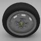 Lada wheel