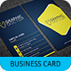 Vertical Business Card Template SN-42 - GraphicRiver Item for Sale