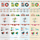 Christmas Infographic Template - GraphicRiver Item for Sale