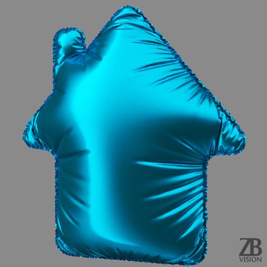 House Balloon By Luckyfox 3docean