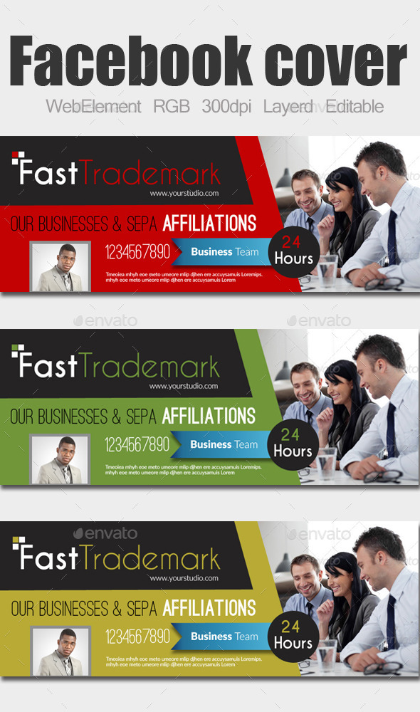 Multi Use Business Facebook Cover - Facebook Timeline Covers Social Media
